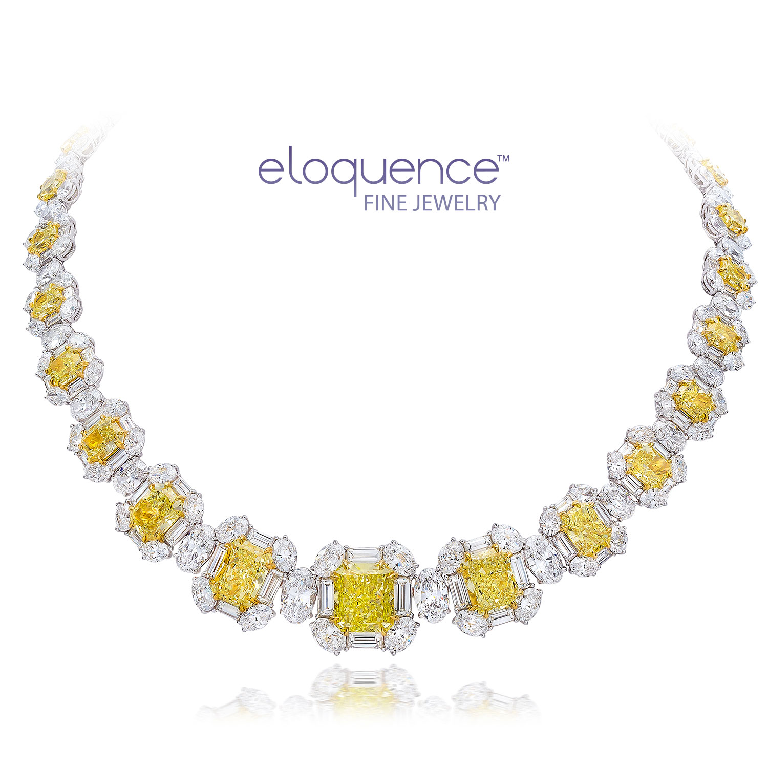 DN8215-Yellow-Diamond-Necklace-On-Bust-1500-ELOQ
